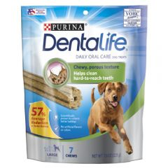 DENTALIFE 大型犬 - 潔齒棒 7.8安士 (7支裝) 12393852
