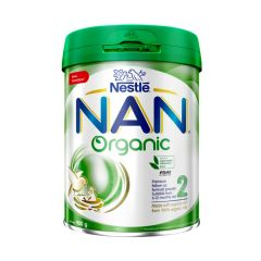 Nestle - NAN Organic 2 Can Top 12417771
