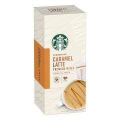 星巴克® - 焦糖泡沫咖啡 4片 12439475