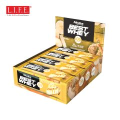 Atlhetica - Sugar free - High-protein Nutrition Bar (Caramelized Banana)12 pcs/box 14002