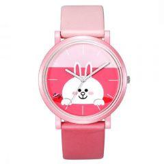 LINE FRIENDS 成人八達通手錶- Cony Pink Strap 142.7606