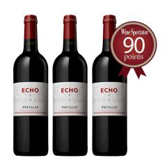 Chateau Lynch Bages - Echo De Lynch-Bages 2014 Pauillac x 3支 150003EP