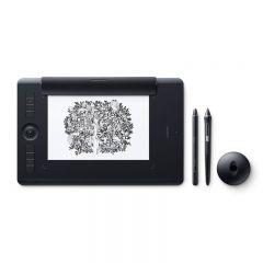 Wacom - Intuos Pro Paper Edition M (PTH-660/K1-F) Pen Tablet 156-09-660P-1