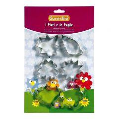 GUARDINI - Theme Cookie Cutter花卉造型餅乾模 (6件裝) 15646