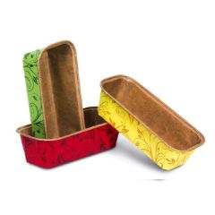 GUARDINI - Easy Bake Set of 3 Loaf Tin Mould (S) 15758