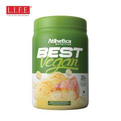 BEST VEGAN全素超級食物蛋白粉(香蕉蛋糕)500克 15866_BV
