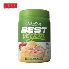BEST VEGAN全素超級食物蛋白粉(玉桂蘋果批)500克 15869_BV