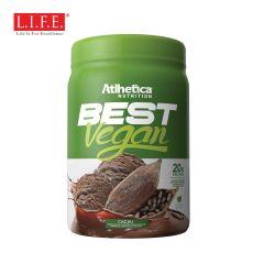 BEST VEGAN全素超級食物蛋白粉(可可)500克 15871_BV