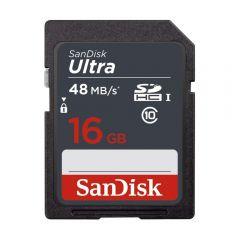 159-18-DU031-C SanDisk Ultra UHS-I 48MB/s Memory Card (SDSDUNB-GN3IN)