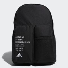 adidas -  Traning CL 3D Pockets 運動雙肩背包 - 黑色