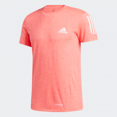 adidas -  Training Men Aeroready T恤 - 粉紅色