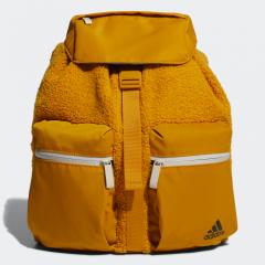 adidas Badge of Sports Training Falp Backpack - Legacy Gold
