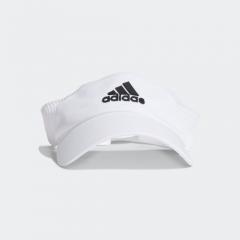 adidas Badge Of Sports Training Aeroready 太陽帽白色