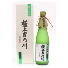 Yoshinogawa - Gokujou Junmai Ginjo (Premium Grade 2) - 720ml 1700-03
