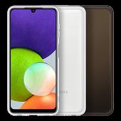 Samsung Galaxy A22 透明彈性背蓋