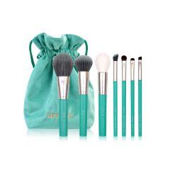 SIXPLUS - 7Pcs Octagonal Makeup Brush Set 190010