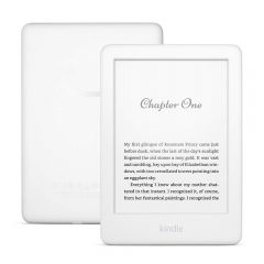 AMAZON - New Kindle WIFI(Advertising version) 2019(10GEN) White (4GB) 19kindle10white