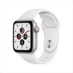 Apple Watch SE GPS + 流動網絡, 鋁金屬錶殼配運動錶帶 2020