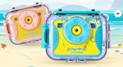 VISIONKIDS -  ACTIONX PLUS 1600萬像兒童防水相機