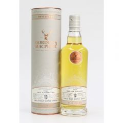 Gordon & Macphail Caol Ila 13 y.o. 威士忌 700ml x 1 支 (送1隻Glencairne Whisky Glass) - 數量有限