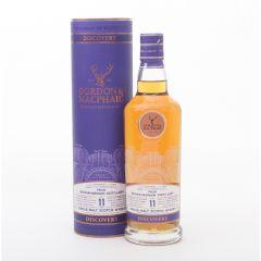 Gordon & Macphail Bunnahabhain 11 y.o. 700ml x 1 btl (with 1 pc Glencairne Whisky Glass-Stock subject to remaining unsold) 2002-83