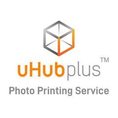 uHub plus photo printing tickets (applicable to 3R/4R/4D) (Fotomax photofinishing)