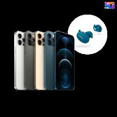 Bose 無線耳塞 (海藍色) + iPhone 12 Pro Max 256GB