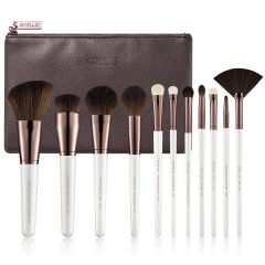 SIXPLUS 11Pcs Pearl Makeup Brush Set 220098