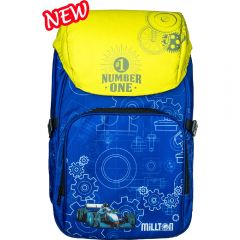 Millton - M-2 (24L) Ergonomic Backpack - Champion Racing Car 2221898047559
