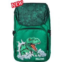 Millton - M-3 (24L) Ergonomic Backpack - Furious Dinosaur 2221898047566