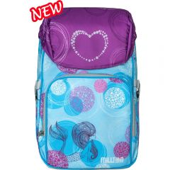 Millton - M-4 (24L) Ergonomic Backpack - Hearty Mermaid 2221898047573