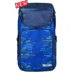Millton - M-7 (32L) Ergonomic Backpack - Blue Electric 2221898047603