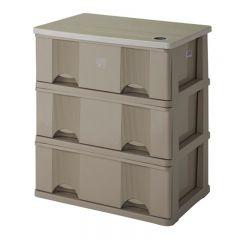 SOHO NOVO 600W x 445D x 670Hmm 三層MDF板面塑膠層櫃