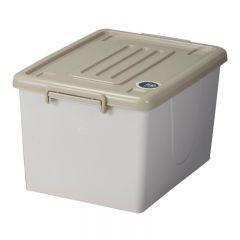 SOHO NOVO 37L 380W x 505D x 300Hmm 塑膠有轆鎖扣儲物箱
