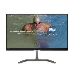 Philips - 22 inch E Line Full HD SoftBlue Technology LCD Monitor 226E7EDAB 226E7EDAB