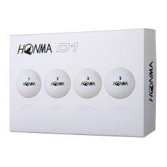 HONMA GOLF BALL - NEW D1