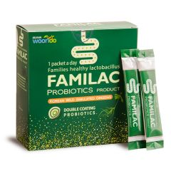 Familac Probiotics with Wild Simulated Ginseng 240301