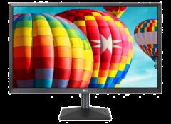 LG 24英寸全高清IPS LED 顯示器具有AMD FreeSync 技術 (24MK430H)