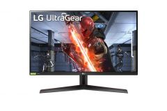 LG 27 吋 UltraGear QHD IPS 1毫秒(GtG) 遊戲顯示器 / 支援 144Hz (27GN800-B)