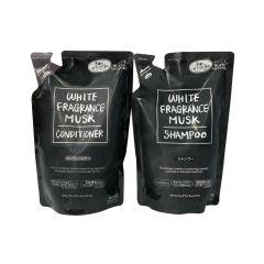 JONETSU KAKAKU WHITE MUSK HAIR CARE SET (PARALLEL IMPORT GOODS) 2800000007812