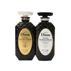 MOIST DIANE - 深層修護洗髮護髮套裝 (平行進口貨品) 2800000007843