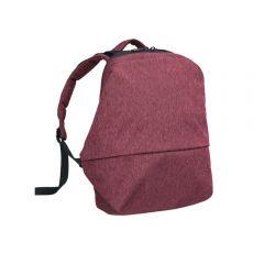 côte&ciel - MEUSE 筆記型電腦背包 - 環保紗 / 紅色