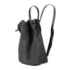 côte&ciel - SAAR S 平板電腦背包 - 塗層帆布 / 黑色