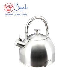 Buffalo - Elegance Premium Plus Stainless Steel Whistling Kettle 4.5L (029004) 29004