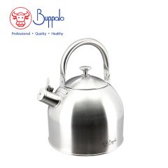 Buffalo - ELEGANCE PREMIUM PLUS 5.5L stainless steel Vocal Kettle (029005) 29005