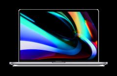 Apple 16吋 MacBook Pro 配備觸控欄及 Touch ID 2.6GHz 6 核心第 9代 IntelCore i7 處理器, 512GB
