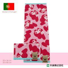 Marushin - Sanrio ® My Melody 毛巾 (小) 3005023100