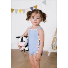 LITTLE BIG FRIENDS - Musical Animals – Emma The Cow BC302511