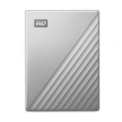 Western Digital WD - My Passport Ultra For MAC 5TB Portable Storage (Silver) 310-10-00213-C