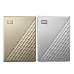 Western Digital WD - My Passport Ultra 4TB Portable Storage (Gold) 310-10-00218-C